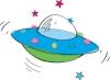 turtle tots spaceship